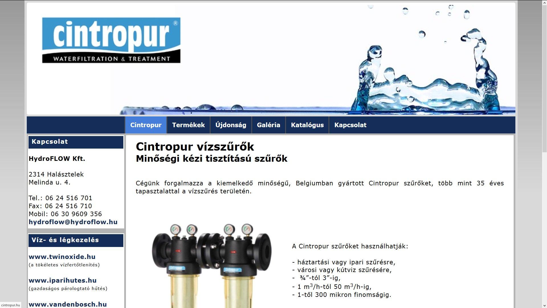 cintropur.hu